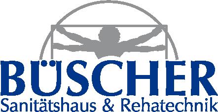 Logo der Firma Büscher Sanitätshaus & Rehatechnik